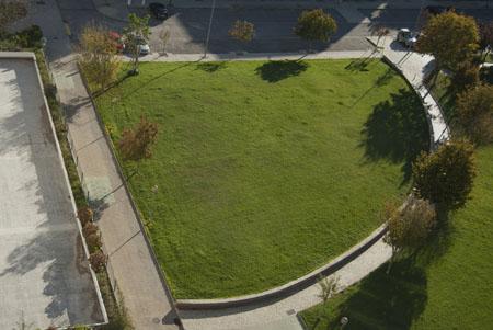 Location of the Vitória Gardens Collection © Sofia Borges